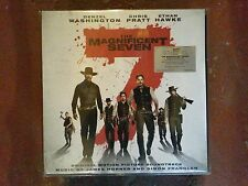 The Magnifeient Seven-Original Soundtrack-Ltd.Numbered + Coloured Edition-LP-New