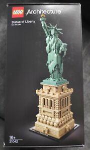 LEGO Architecture Freiheitsstatue 21042 NEU + OVP versiegelt