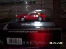 Alfa Romeo 1600 Junior Z red Kyosho 1:64 scale die cast