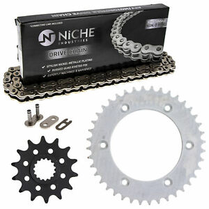 Sprocket Chain Set for KTM 300 EXC Enduro 14/40 Tooth 520 Rear Front Combo Kit