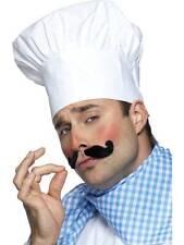 Accessori Costume Carnevale Cappello da cuoco chef cucina *18786
