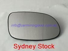 LEFT PASSENGER SIDE MIRROR GLASS FOR MERCEDES CLK CLASS C208 1997-2002