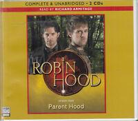 Robin Hood Parent Hood Episode Four 2CD Audio Book Unabridged FASTPOST