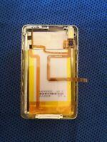 3000mAh Battery+1TB Silver Back Cover Upgrade kits iPod Video 30GB Classic 160GB