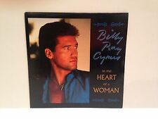 """7"""" VINYL Billy Ray Cyrus - In the Heart of a Woman UK 1993 Ex+"""