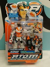 Atom Alpha Teen of Machines Power Ram King Action Figure