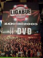 NO CD/LP - LIGABUE - cartonato pubblicitario - 10 settembre 2005 - cm 48 x cm 68