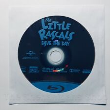 The Little Rascals Save the Day (Blu-ray) *Disc Only* PERFECT NEVER USED