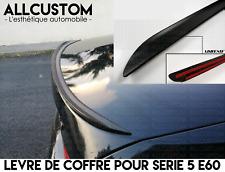 HECK SPOILER HECKLIPPE LIPPE HECKSPOILER für BMW E60 SERIE 5 03-10 M5 530d 550i