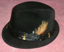 Knox New York HALLMARK Series by Knox 7 3/8 duck feather band Wow