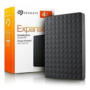 HARD DISK ESTERNO SEAGATE EXPANSION PORTABLE 2,5 USB 3.0 AUTOALIMENTATO 4TB