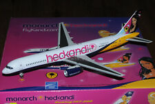 "RUSSEL MODEL 1/200 MONARCH "" HEDKANDI "" G-MOND Beoing B757-200"