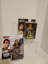 UFC 146 Round 5 Ultimate Collector Championship Edition Junior Dos Santos lot x2