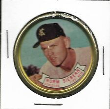 1964 TOPPS BASEBALL COINS SET BREAK #49 NORM SIEBERN