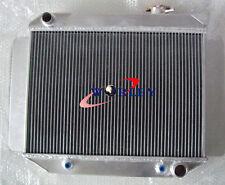 Aluminum Radiator HOLDEN HR HK HT HG HQ 6CYL 66-71 AT/MT 3 CORE