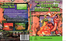The land Before Time:The Secret of Saurus Rock:6-1998-Animated-Movie-DVD