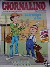 Il Giornalino n°29 1987 Pinky Mitty Cock Robin