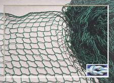 Kinderschutznetz, Ballfangnetz, 2 METER breites Netz, 45mm Masche, 2,5mm stark