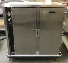 Insulated Mobile Heated Cabinet