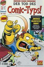 Der Tod des Comic-Typs! 1 (Z0), Panini