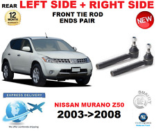 FOR NISSAN MURANO FRONT TIE ROD ENDS PAIR 2003->2008 Z50 LEFT and RIGHT SIDE