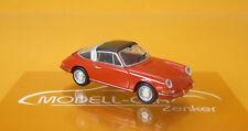 Brekina 16262 Porsche 911 targa orange TD Scale 1 87