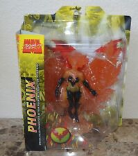 New Dark PHOENIX fire version Figure Diamond Marvel Select Action
