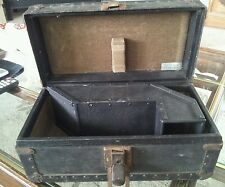Vintage Kestler brothers trunk and case shop Hollywood tv camera periscope