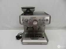 Sage Barista Express Espresso Maker Coffee Machine BES875UK Silver RRP £599 ()