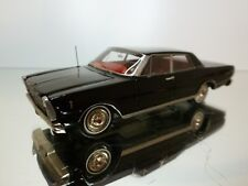 BRASIL AUTOMODELLI FORD GALAXIE '67  - BLACK 1:43 - EXCELLENT CONDITION - 28/27