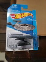 HOT WHEELS HW CITY STAR TREK U.S.S. VENGEANCE 75/250 BRAND NEW FACTORY SEALED
