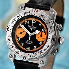 Poljot 3133 Flieger Chronograph Russian Analog Watch Aviator Aviator Watch