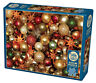 Cobble Hill 500 Piece Puzzle - Christmas Balls  (New / Sealed)