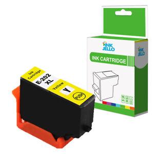 NON-OEM Yellow Ink Cartridge for Epson XP-6000 XP-6005 XP-6100 XP-6105