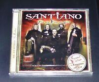 SANTIANO BIS ANS ENDE DER WELT SECOND EDITION CD SCHNELLER VERSAND NEU & OVP