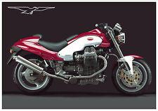 MOTO GUZZI Poster V10 Centauro Suitable to Frame