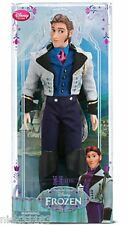 "Disney Store Frozen HANS DOLL Classic 12"" AUTHENTIC Elsa Anna Kristoff ORIGINAL"