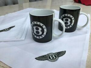 Bentley Mugs