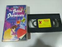 LA BELLA DURMIENTE - VHS CINTA LOS CLASICOS DE WALT DISNEY