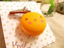 1 pc GINGERY Le PETTIT BREADOU MACARON Squishy charm Bread ORIGINAL PACKAGING