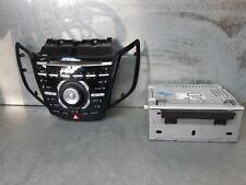 FORD FIESTA STEREO/HEAD UNIT DIGITAL RADIO/CD PLAYER AND BLUETOOTH, WZ, 06/13- 1