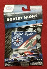 2018 NHRA WAVE FC/00 ROBERT HIGHT AAA Chevy Camaro Funny Car 1/64 Scale