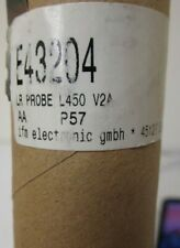 IFM Level Sensor Probe, E43204, NEW