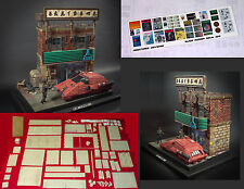 Blade Runner 2019 / 2049 Model Kit Atari STREET 1/24 for Spinner Fujimi deckard