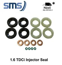 Nuevo Kit de 16 un. para Peugeot y Citroen Inyector Sello Kit 1.6 HDI DV6