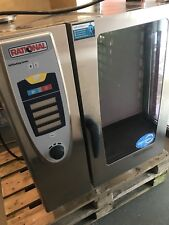 Rational SCC 101, con carecontrol Rational self Cooking Center 101