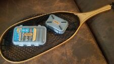 FLAMBEAU Fly Boxes and BRODIN Fly Fishing Net *SPECIAL OFFER