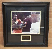 Evander Holyfield Field of Dreams Original Autograph Framed Photo With COA!