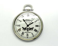 LEVI STRAUSS & CO Limited Edition 337/500 Sterling Silver 925 Pocket Watch