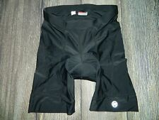 Men's Novara Strada Padded Road Bike Spandex Cycling Shorts XL Black